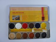Furniture Worktop Laminate Repair Cellulose Paint Set