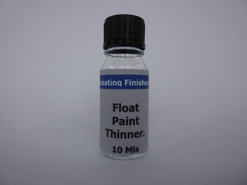 1 x 10ml Float Paint Brush Cleaner & Thinner