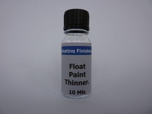1 x 10ml Float Paint Brush Cleaner & Thinner