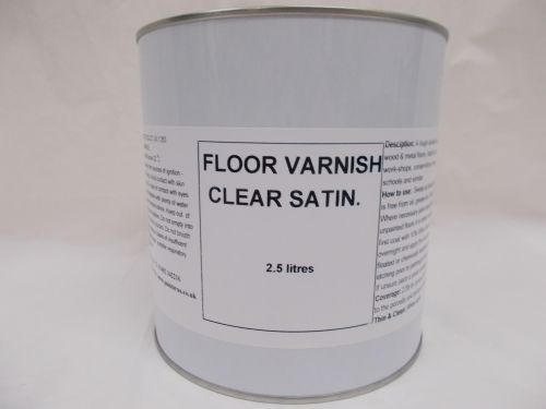 Varnish & Stains