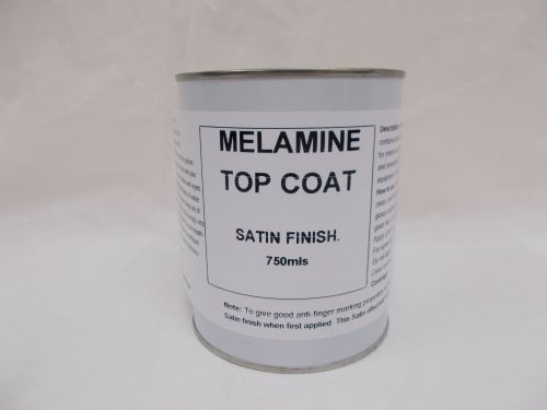 750mls Kitchen Door Paint Melamine Worktop Bedroom Furniture Top Coat