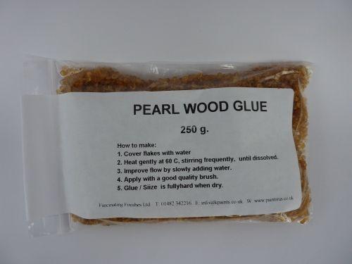 250Gms Pearl Wood Glue Restoring Veneers