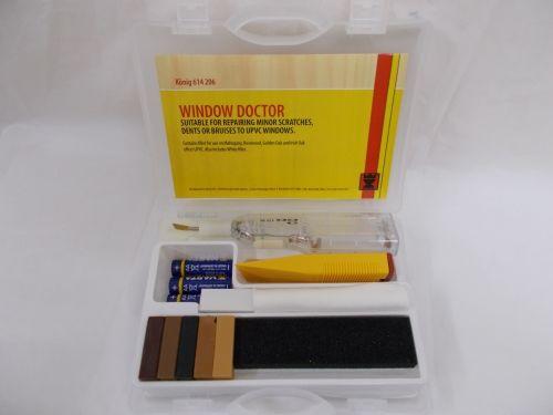 UPVC Window & Worktop Repair Kit: Home, Boat, Caravan