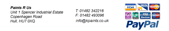 Artist - Paints R Us - Number 1 Supplier of your Paint Supplies - We supply paint FAST!!